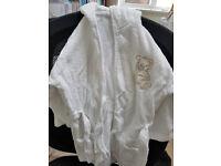 Cotton bath robes, as new £5