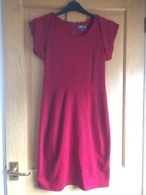 Red APRICOT size S dress, worn once
