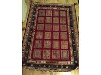 original Persian hand made carpet.