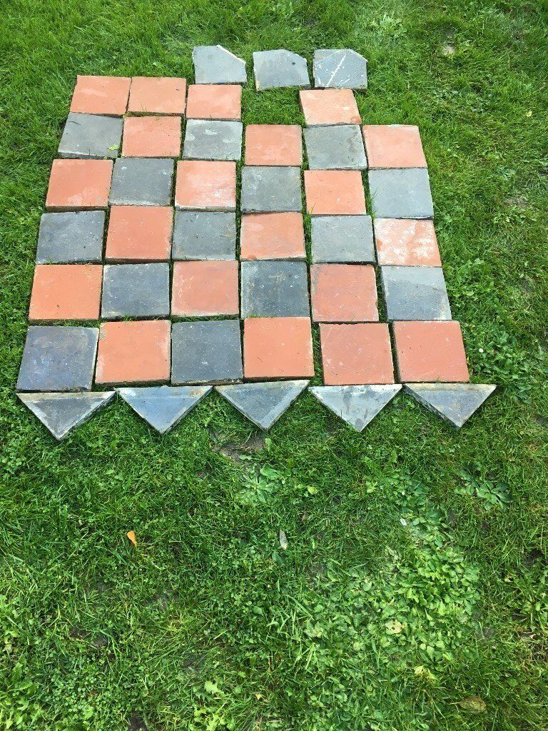 Job lot victorian floor tiles in brockworth gloucestershire job lot victorian floor tiles image 1 of 3 dailygadgetfo Image collections