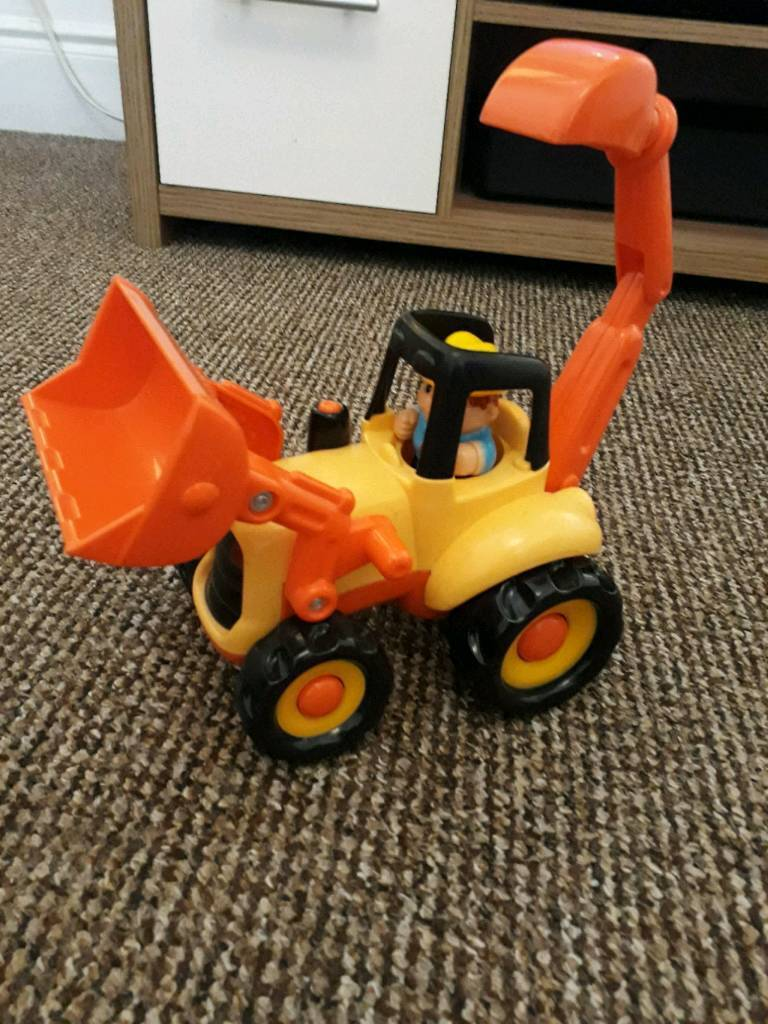 Early Learning Centre Tractor
