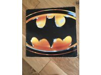 Batman soundtrack vinyl