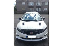 HONDA CIVIC TYPE R FN2 MAY SWAP