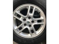 Land Rover d3 wheels