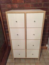 Ikea Storage Unit - with drawers