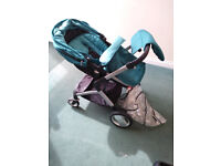 Mothercare Roam travel system for sale.