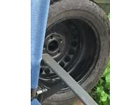 VW Golf Tyre