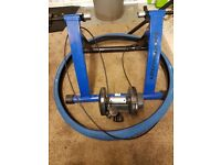 ULTRASPORT TURBO TRAINER WITH TURBO TRAINER TYRE INCLUDED