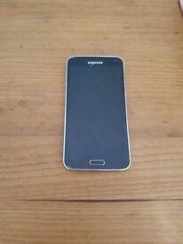Samsung S5 16GB Good Condition on o2/tesco Network