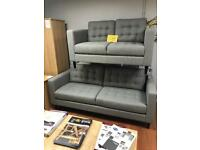 BRAND NEW 3+2 GREY SUITE ONLY £645
