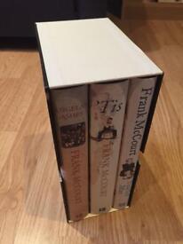 Frank McCourt hardback book boxset - Angela's Ashes