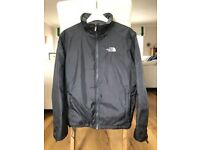 North Face men's dark grey jacket Size S