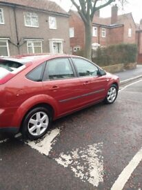 Red 1.6 ford focus sport 56 plate for sale or swaps for smaller car