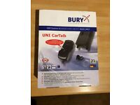 Bury System 8 Base Unit Car Kit HandsFree Take&Talk