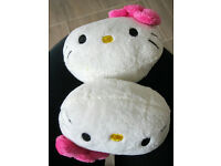 Original Sanrio Hello Kitty ear muffs