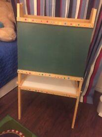 Kids Children White Board Two Sides