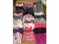 Girls Bundle of Clothes Age 4-6