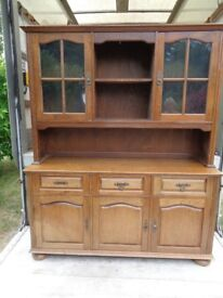 6FT WELSH DRESSER (NEAR BANHAM ZOO)