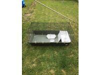 Ferplast 120 indoor rabbit/guinea pig cage