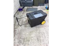 Large Stanley tool boxes