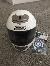 Small BOX Motorbike Helmet for Sale. Brand New