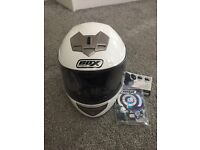 Small BOX Motorbike Helmet for Sale. Brand New