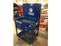 Matco tool trolley