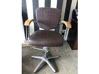 Salon Styling Chairs x 3
