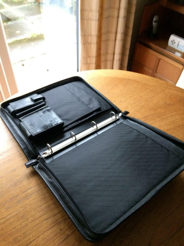 Offermann Leather Attaché Case
