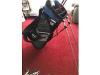 Free golf bag & cubs