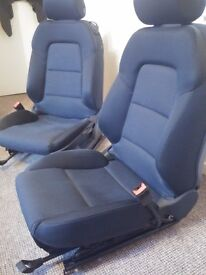 Audi A3 8P sport seats 2003-2012