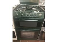 55CM GREEN CANNON GAS COOKER GRILL/OVEN
