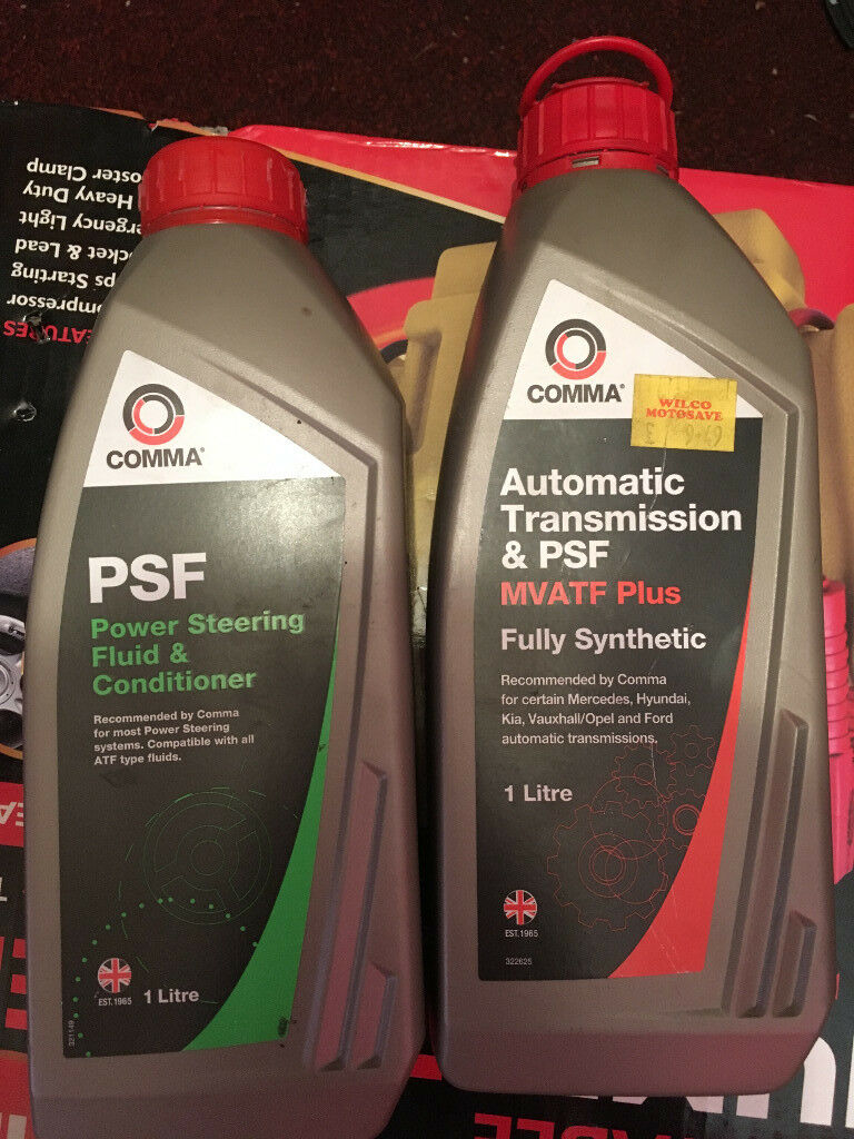 Automatic transmission fluid, Power Steering fluid | in Diss