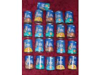 X21 Large Tins of Assorted Flavours Cat Food.
