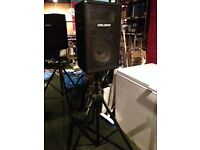 Carlsboro PA Speakers with Stands (Pair)
