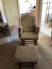 Nursing Chair - Habebe Glider