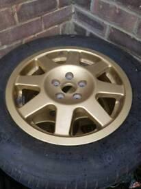 Wheels one 15 one 16
