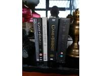 Game of Thrones Boxsets S1 to S5