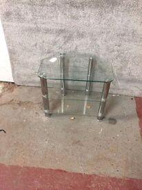 Glass TV Unit 24/11/16
