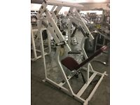 HAMMER STRENGTH ISO LATERAL SHOULDER PRESS FORSALE!!