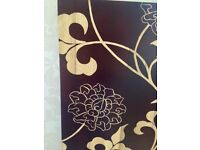 Decorative Carved Wooden Panel