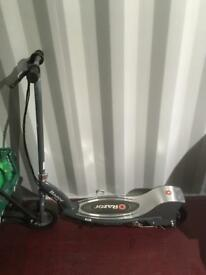 Electric adult push scooter Razor E 300