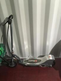 Electric adult push scooter Razor E 300