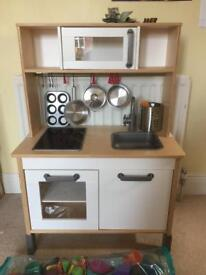 IKEA Children's kitchen with loads of extras
