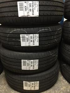 235/60/18 Michelin Primacy MXM4 Allseasons tires