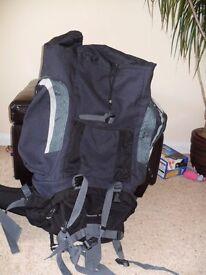 65L rucksack for sale