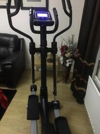 JTX Tri - fit INCLINE CROSS TRAINER as bran new