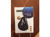 Anker Vertical Corded mouse