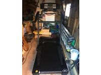 Reebok TR1 Power Run Folding Treadmill - Running Machine