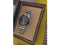 Rolex submariner 168000 rare model with history